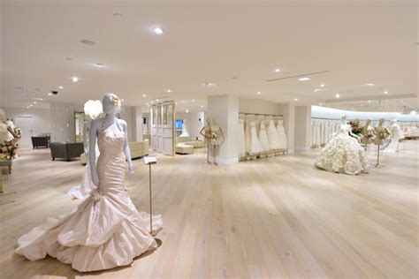 Bridal Stores by Wedding 187 Retail Design