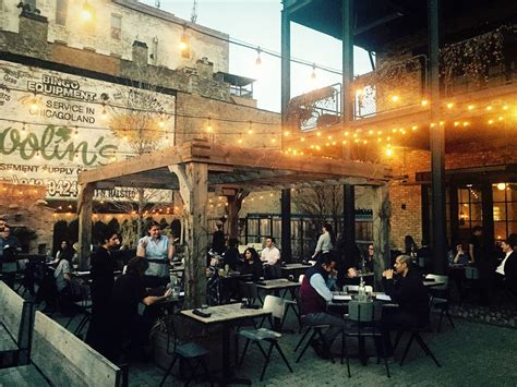 Patio Restaurants Chicago chicago s patio season guide 2016 edition eater chicago