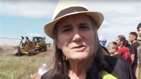 Warrant Search South Dakota Arrest Warrant For Democracy Now Journalist Goodman