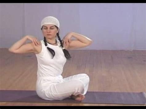 tutorial kundalini yoga youtube kundalini yoga for disease resistance full 30 minute