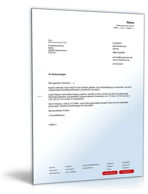 Beschwerde Brief An Die Telekom Beschwerde L 228 Rmbel 228 Stigung An Den Nachbar Muster Zum