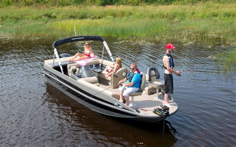 fishing deck boat reviews the boat guide boat tests and reviews of power boats