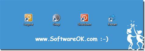Windows 7 Auto Logout Time by Download Quick Shutdown Win 7 Jim S Blog