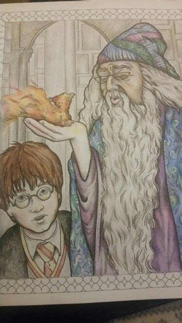 harry potter coloring book guide hunters harry potter and colour on