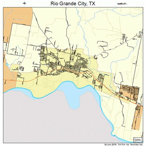 grande texas map grande city texas map 4862168