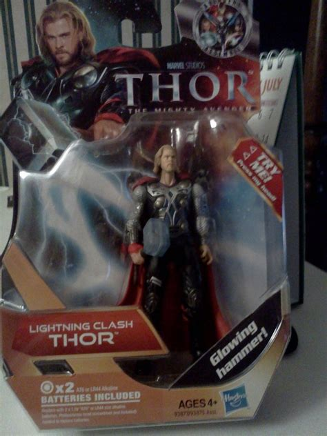 Lightning Clash Thor Lightning Clash Thor Figure Picture Lightning