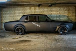 Murdered Out Rolls Royce Murdered Out Rolls Royce Silver Shadow Looks Out Of This