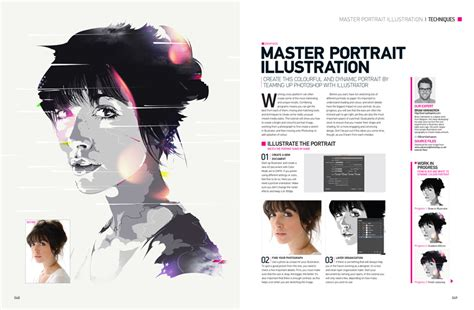 tutorial illustrator advanced tutorial preview master portrait illustration advanced