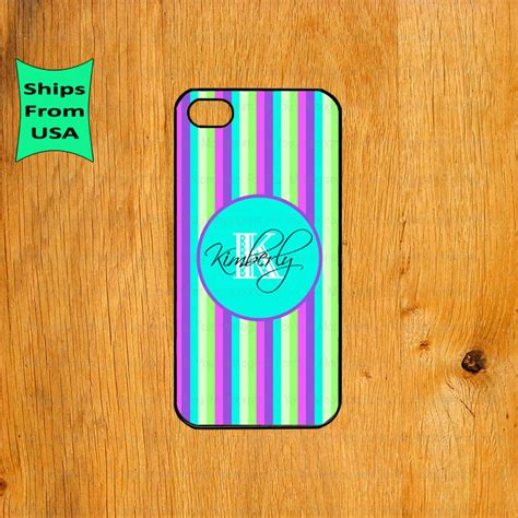 pattern password for iphone 4 stripe pattern monogram iphone 5s case iphone 5c cover