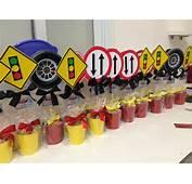 Centro De Mesa Carros Disney  D Personalizados Elo7