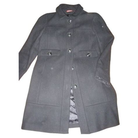Comptoir Des Cotonniers Bourges by Awesome Manteau En Lainage Noir De Comptoir Des Cotonniers