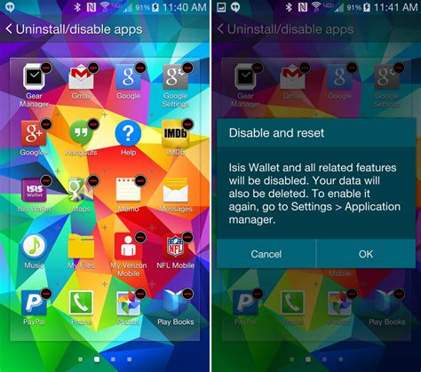 how to uninstall bloatware on droid x how to quickly disable bloatware on the galaxy s5 droid