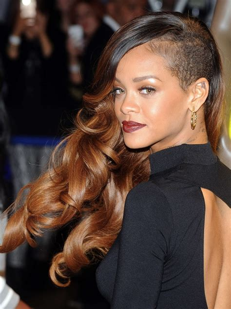 rinna haircolor rihanna s fashion and beauty tips chictrends