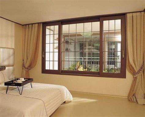 home interior window design eco friendly wood window designs vs contemporary plastic windows
