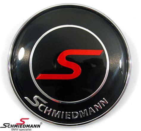 Bmw Aufkleber Heckklappe by Bmw E46 E39 Schmiedmann Emblem Heckklappe 78mm Scm864