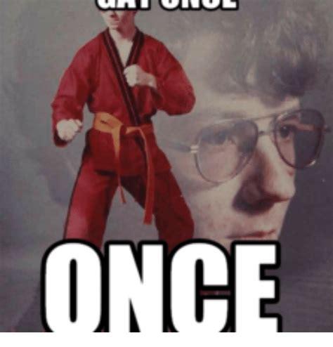 Karate Kyle Meme - once karate kyle original meme on me me