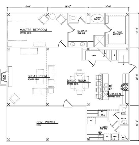Pole Barn Floor Plans by Polebarn House Plans Timber Frames The Barn