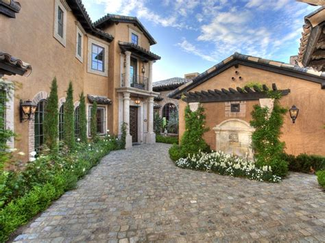 italian style house 10 mediterranean inspired outdoor spaces hgtv