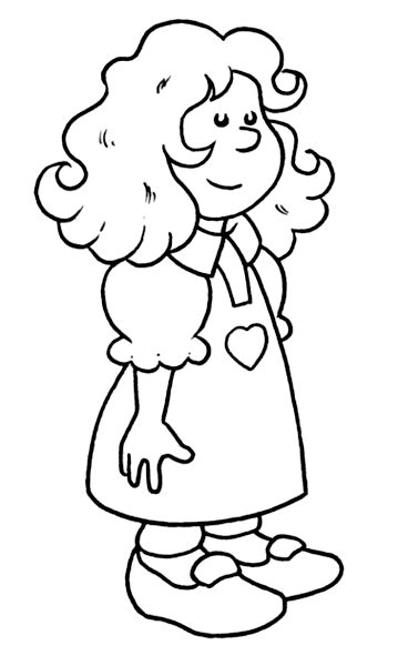 free coloring pages of goldilocks and 3 bears