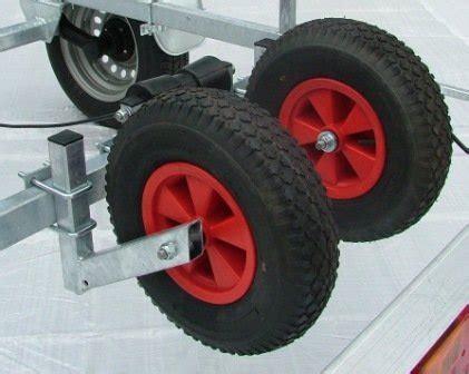 centreerset boottrailer monteren centreerset 2 rollen boottraileronderdeel nl