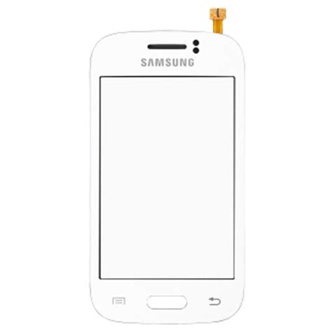Touchscreen Samsung S6310 Galaxy Blue samsung galaxy s6310 display glass touch screen white