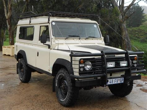 land rover africa 1988 land rover defender 110 oneten rhd from south