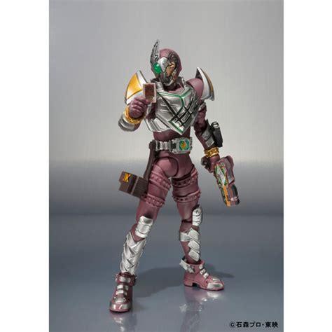 Shfiguarts Kamen Rider Garren Rhombus s h figuarts kamen rider garren broken official images tokunation