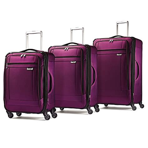 bed bath and beyond suitcases samsonite solyte luggage bed bath beyond