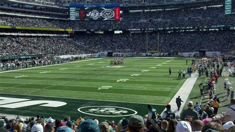 Metlife Stadium Section 148 by Metlife Stadium Section 148 Row 22 Seat 17 New York Jets
