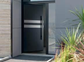 porte d entr 233 e design contemporaine porte en aluminium