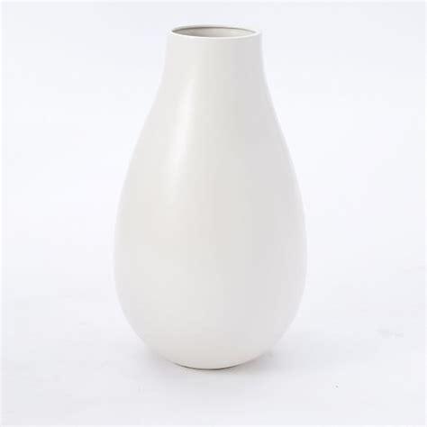 White Porcelain Vases by Oversized White Ceramic Vases West Elm