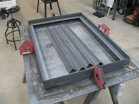 home diy welding projects welding bench treenovation
