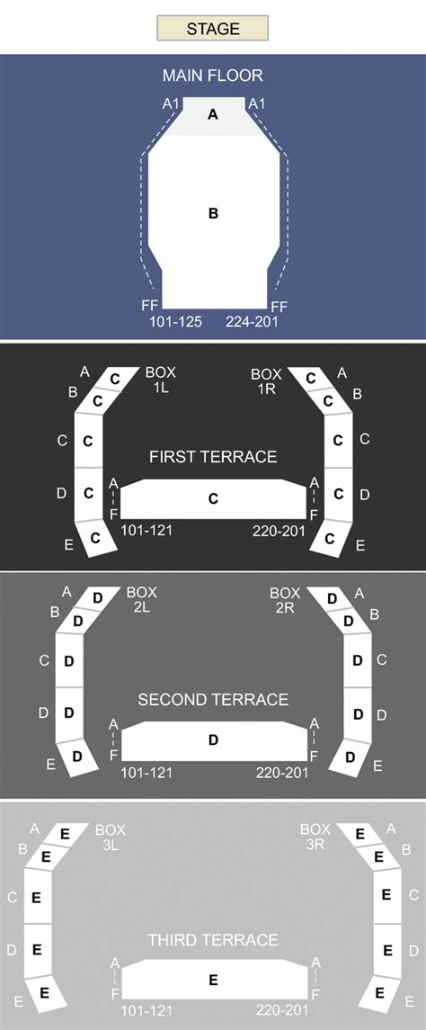 clowes memorial seating chart clowes memorial indianapolis in seating chart