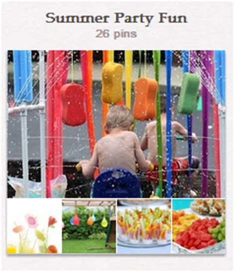 fun summer party ideas pinterest finds 6 2 the peaceful mom