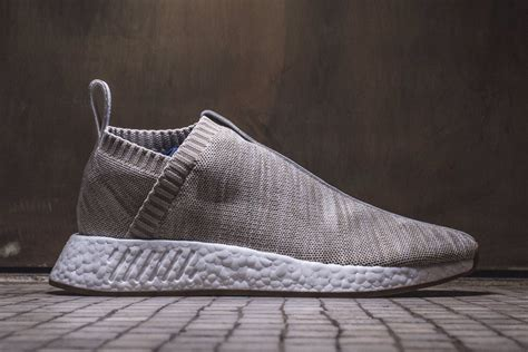 X Kith X Adidas Consortium Nmd Cs2 Pink kith is releasing an adidas nmd collaboration in march footwear news