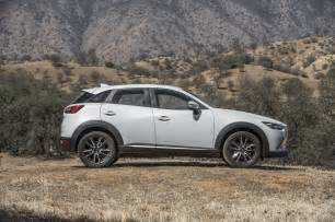 Madza Cx3 Mazda Cx 3 2016 Motor Trend Suv Of The Year Contender