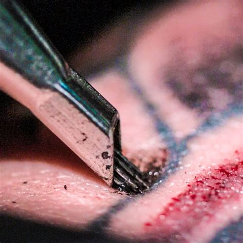 tattoo needle working how does a tattoo actually work tattoodo