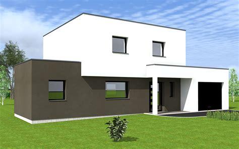 Maison Moderne Cubique by Maison Moderne Cubique Solutions Pour La D 233 Coration