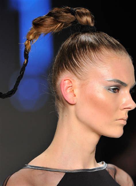 popular funky hairstyles  girls