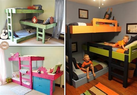 ideas for bunk beds 20 bunk beds so you ll almost wish you had to
