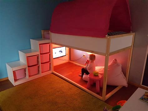 ikea childrens bedroom ideas playroom ikea kura bedtent trofast beanbag trofast