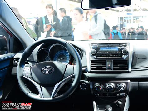 2013 Yaris Interior by All New Toyota Vios 2013 Philippines Autos Post