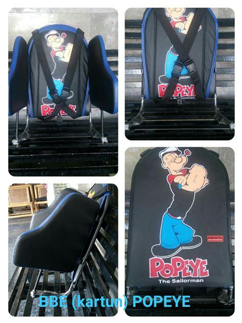 Distributor Kursi Bonceng Anak Untuk Motor Matic Karakter Frozen tempat duduk bayi di sepeda motor jual boncengan motor