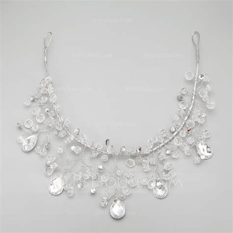 Beautiful Handmade Jewelry - beautiful handmade alloy imitation pearls forehead jewelry