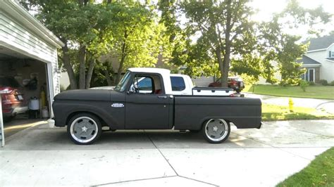1965 Ford F100 by 1965 Ford F100 Rod
