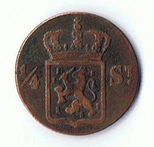 Sekeping Koin 1 Cent Juliana Koningin Der Nederland Tahun 1948 koin kuno langka coin nederlandsch 1836 1 4 stuiver