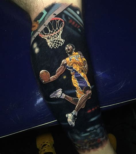 laker tattoo designs these hyperrealistic tattoos look like photos printed on