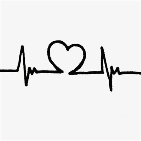 latidos y si latidos del coraz 243 n electrocardiograma latido del corazon electrocardiograma patr 243 n png image