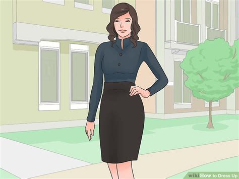 corporate dress up 5 ways to dress up wikihow