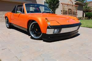 914 6 Porsche For Sale Porsche 914 6 With A 3 2 Liter For Sale